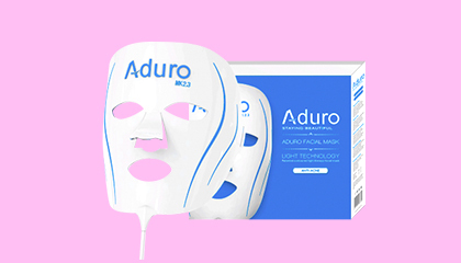 Aduro LED Mask Single Blue