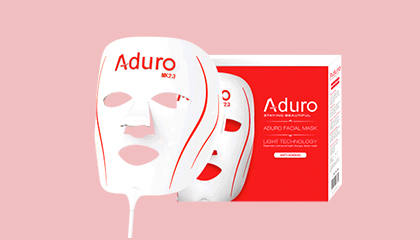 Aduro LED Mask Single Red
